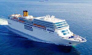 ล่องเรือสำราญ Costa neoRomantica เริ่มต้น 35,999 บาท