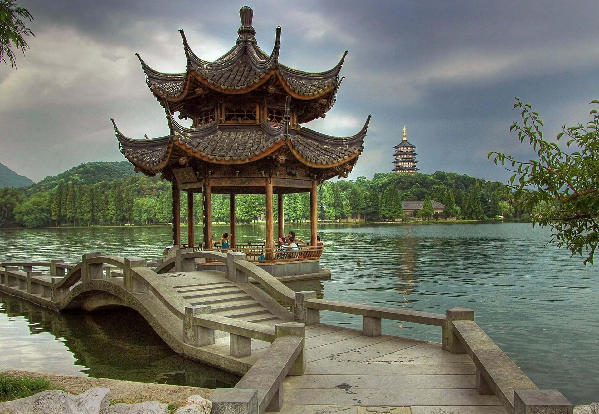 รูปภาพ : เที่ยวจีน หางโจว