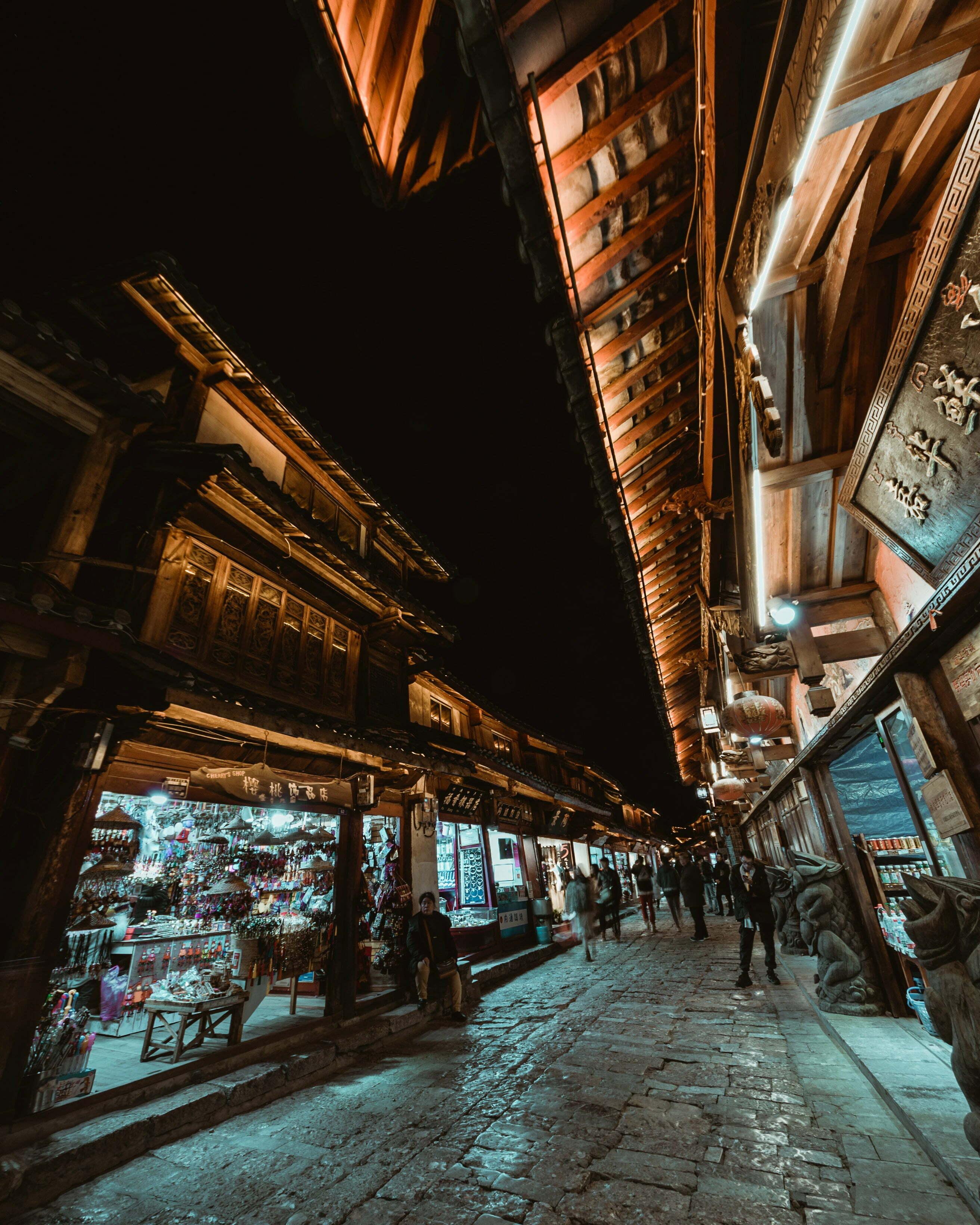 รูปภาพ : เที่ยวจีน ลี่เจียง