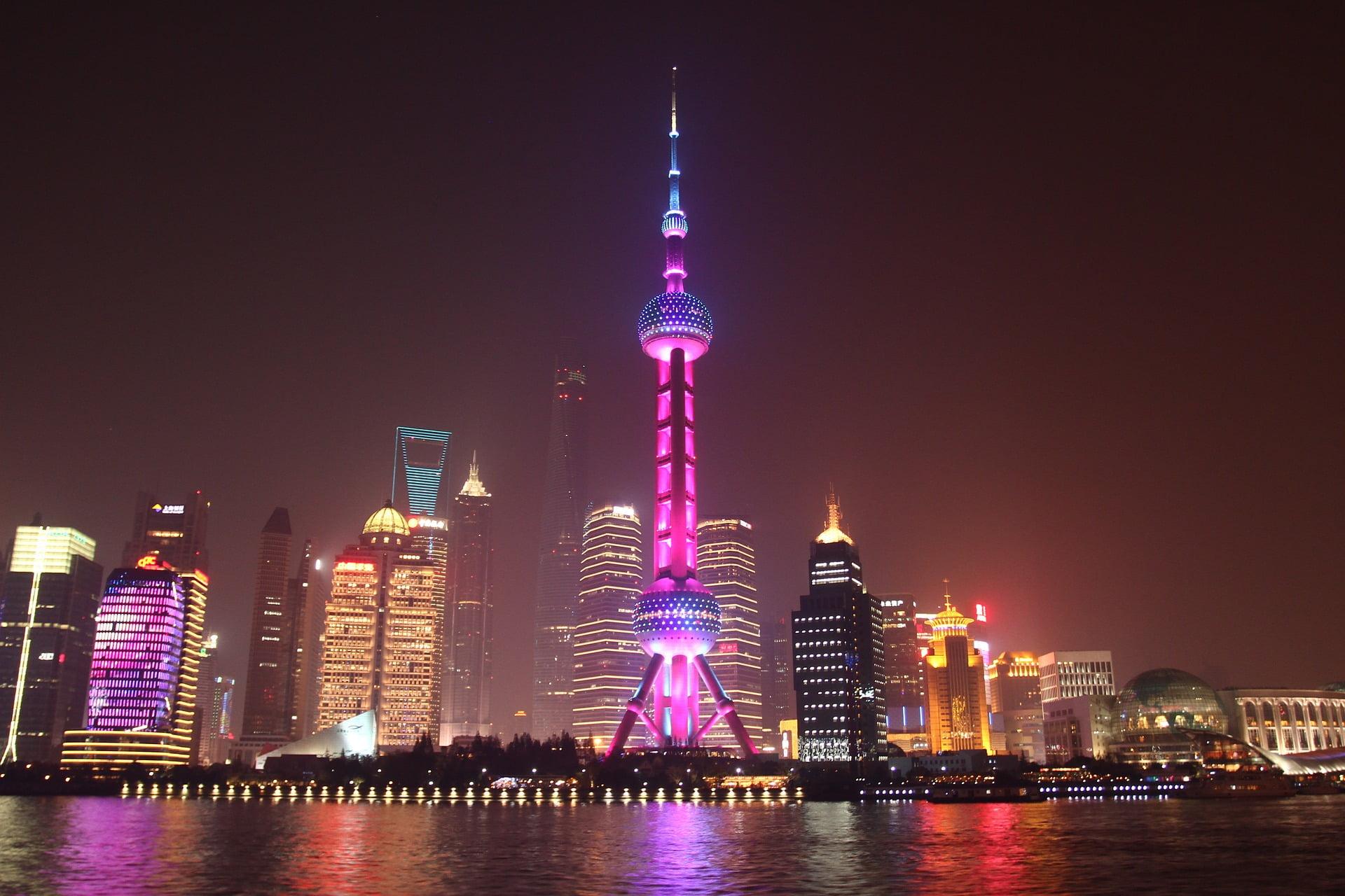 เที่ยวจีน เซี่ยงไฮ้