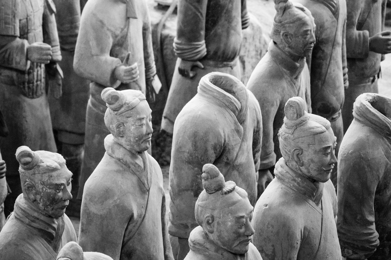 รูปภาพ : เที่ยวจีน ซีอาน