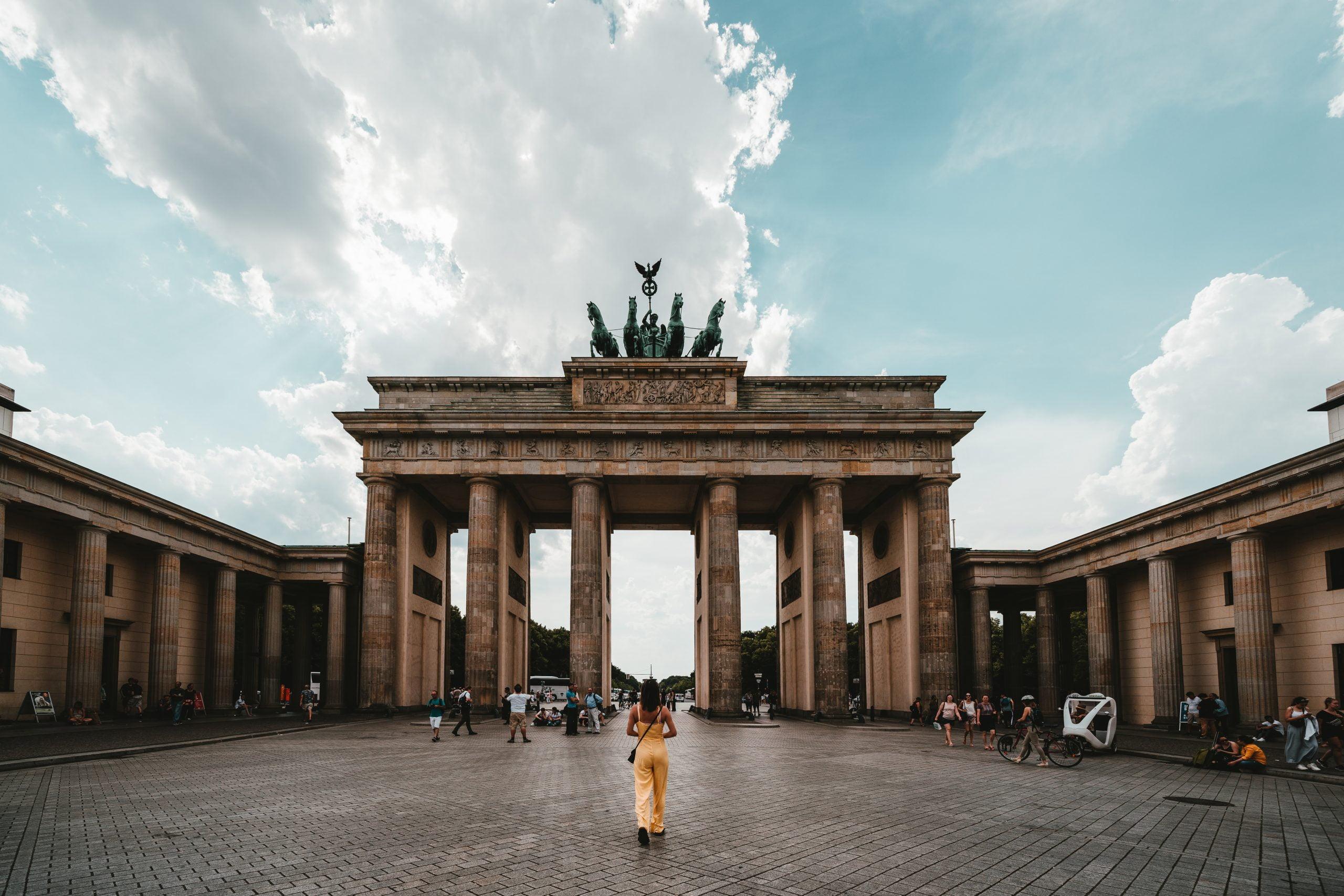 เที่ยวยุโรป เยอรมนี เบอร์ลิน