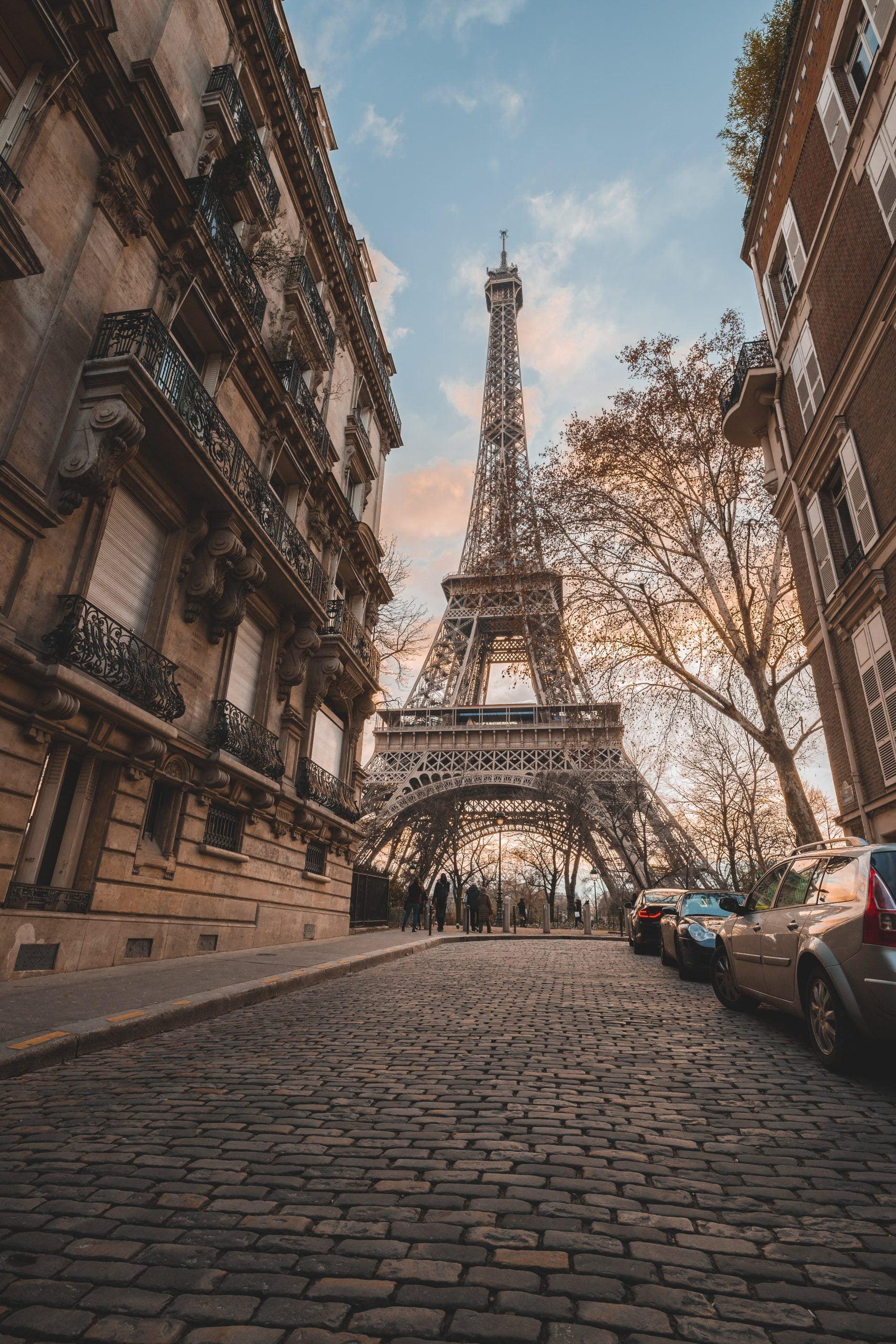 เที่ยวยุโรป ฝรั่งเศส ปารีส