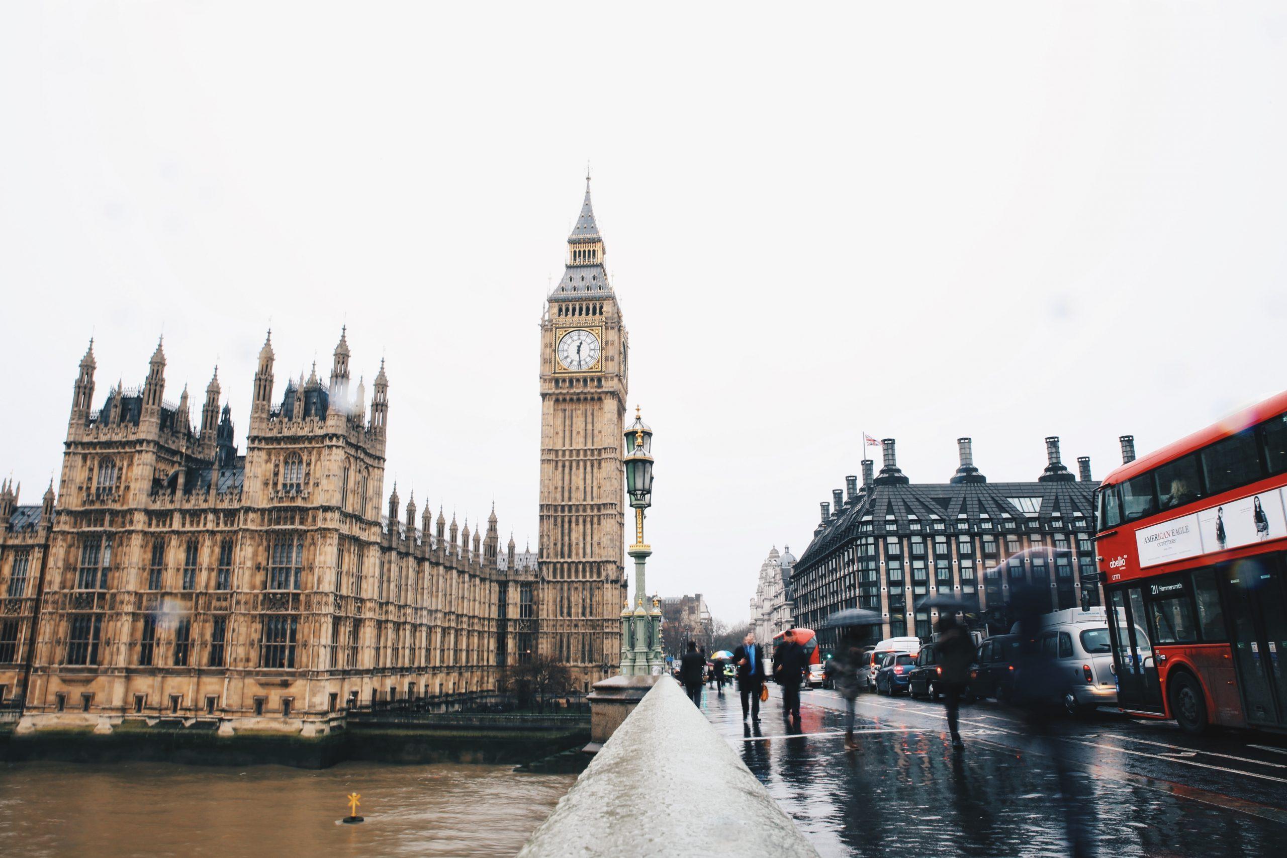 เที่ยวยุโรป อังกฤษ ลอนดอน