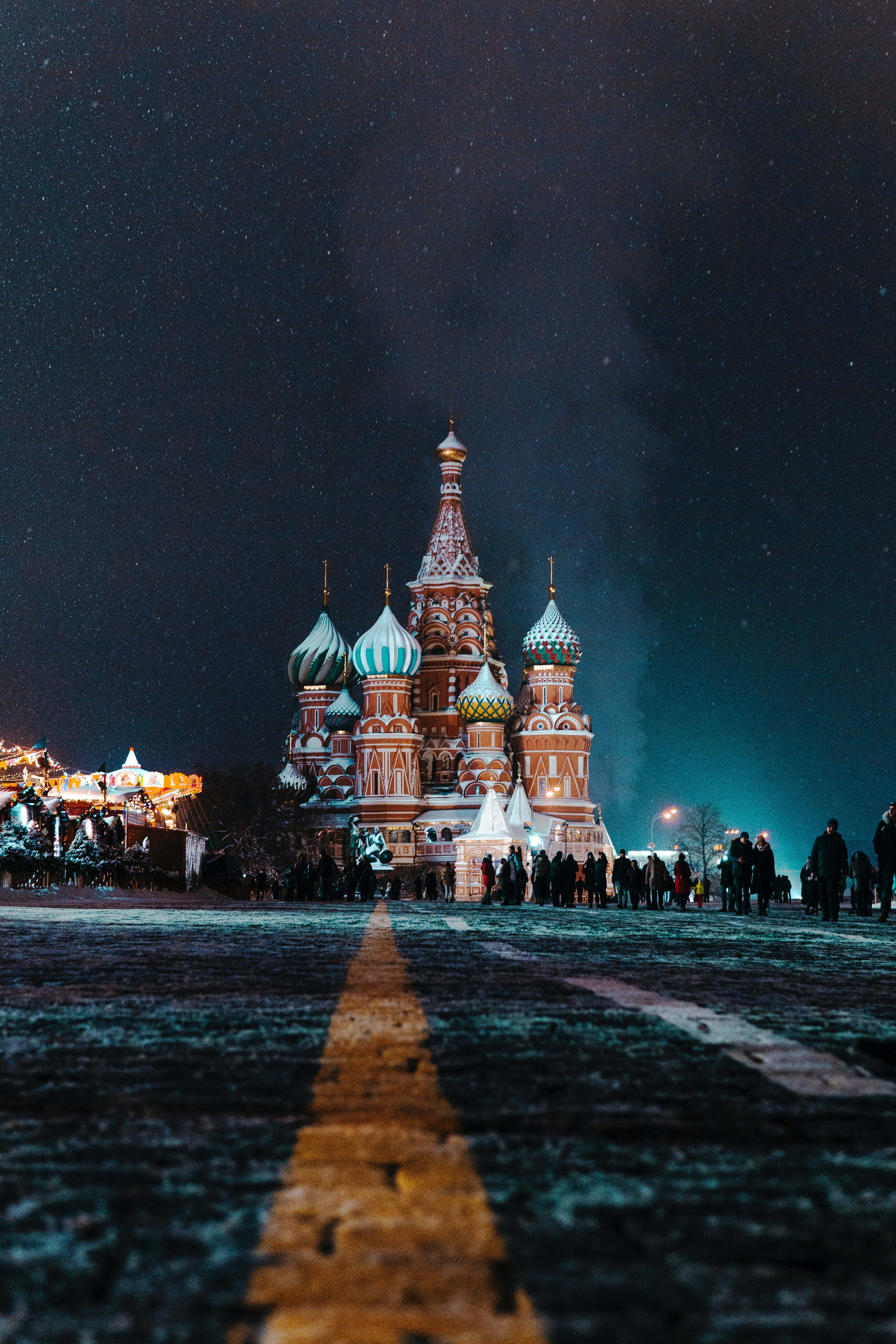 รูปภาพ : เที่ยวรัสเซีย มอสโคว์ เซนต์ปีเตอร์สเบิร์ก