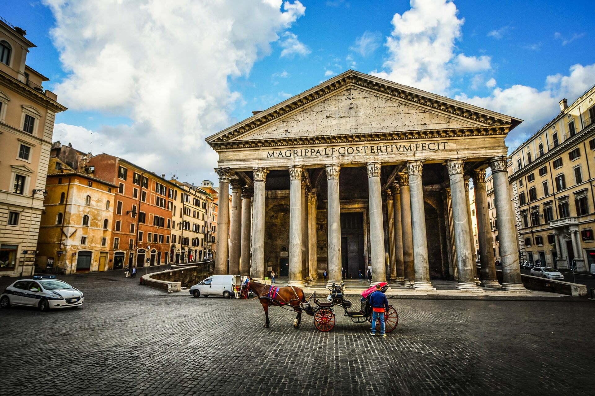 เที่ยวยุโรป อิตาลี โรม