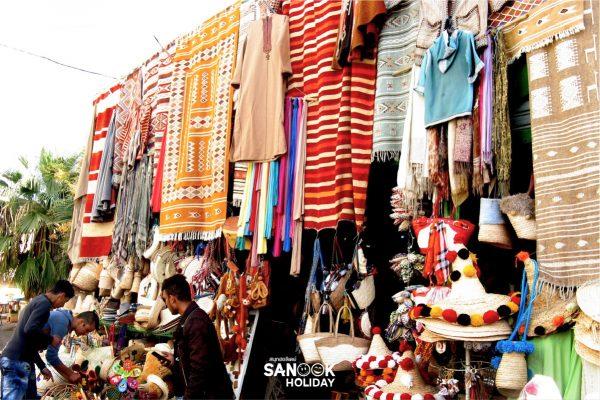 ตลาดเมืองซาปา (Love Market)