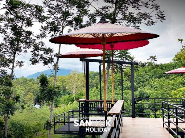 The secret garden cafe